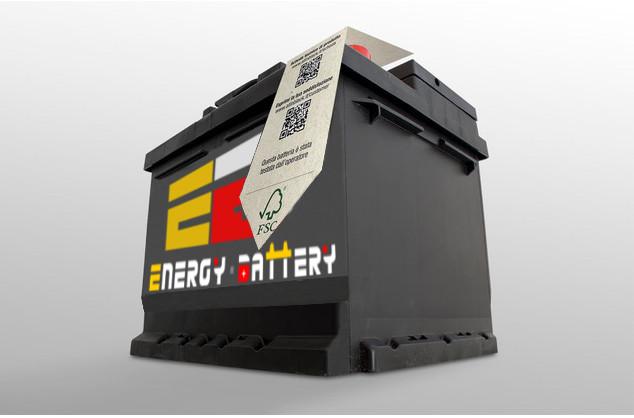 energy abttery per la tua auto